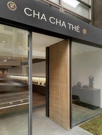 Shiatzy Chen - Cha Cha Thé store (Taipei, Taiwan)