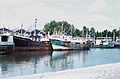 Chalutiers à chalutage latéral dans le port de La Rochelle (2).jpg