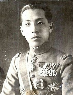 Zhang Xueliang Ruler of Manchuria