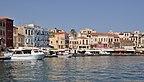 Kreta - Chania - Port, Akti Tompazi - Grecja