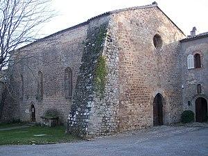Sainte-Roseline chapel, (XIth century), Les Ar...
