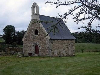 Ambon, Morbihan - The Chapelle de Bavalan