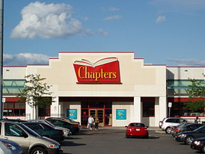Chapters - A Chapters in Markham, Ontario in July 2009.
