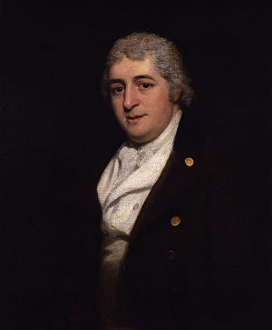 Charles Dibdin - Charles Dibdin, 1799, by Thomas Phillips (died 1845), oil on canvas