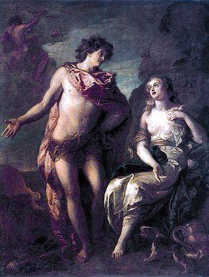 Charles de La Fosse - Charles de La Fosse - Bacchus and Ariadne