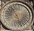 Chartres - Cathédrale Notre-Dame - Horloge astronomique 01.jpg