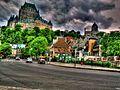 Chateau Frontenac byMSteckiw.jpg