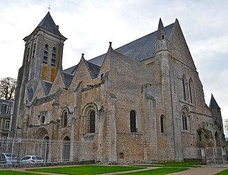 Châteaudun - Image: Chateaudun Eglise Madeleine (1)