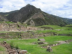 The site of Chavín de Huantar