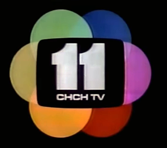 CHCH-DT - CHCH-TV logo used from the 1960s to the late 1980s.