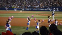 File:Cheerleading-baseballgame-japan-2010.ogv