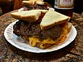 Cheeseburger at Louis' Lunch, New Haven.jpg