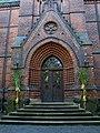 Chemnitz Lutherkirche Schönau Portal Erntedank.jpg