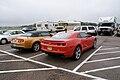 Chevrolet Camaro 2010 RS Ford Mustang 2010 RRears NMUSAF 26Sep09 (14413593870).jpg
