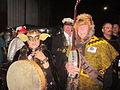 Chewbacchus13 Lineup Architect Street Drum Trumpet Banjo.JPG