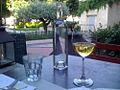 Chez Serge à Carpentras Vin blanc.jpg
