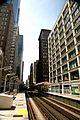 """Chicago (ILL) Chicago Transit Authority, CTA, S.Wabash Ave """" Madison- Wabash Station (1N-S-45E)"""".jpg"""