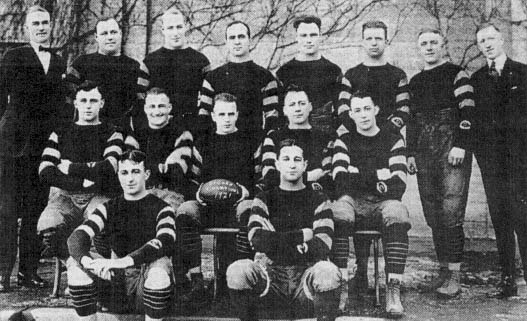 Chicago cardinals 1921
