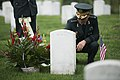 Chief of Staff Republic of Korea Army visits Arlington National Cemetery (26366489446).jpg