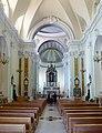 Chiesa di Sant'Agata alla Fornace, Catania, interno.jpg