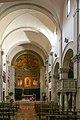 Chiesa di Santa Restituta a Sora (Fr) - Navata centrale.jpg