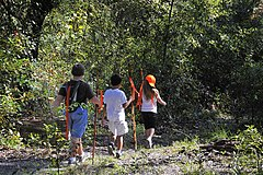 Children hiking at Etoniah Creek State Forest.jpg