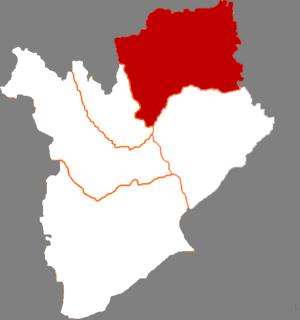 Zhenlai County County in Jilin, Peoples Republic of China