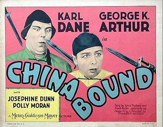 George K. Arthur English actor