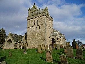 Chirnside - Parish Kirk.