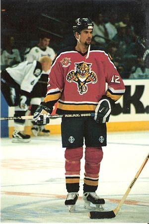 Chris Allen (ice hockey) - Image: Chrispanthers