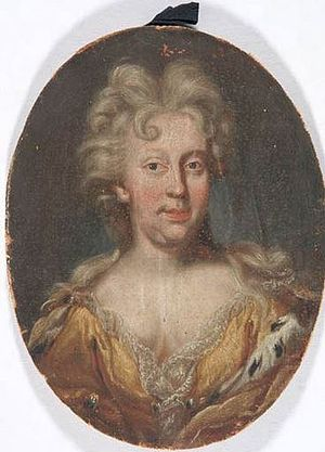 Christine Juliane of Baden-Durlach - Image: Christine Juliane of Baden Durlach duchess of Saxe Eisenach