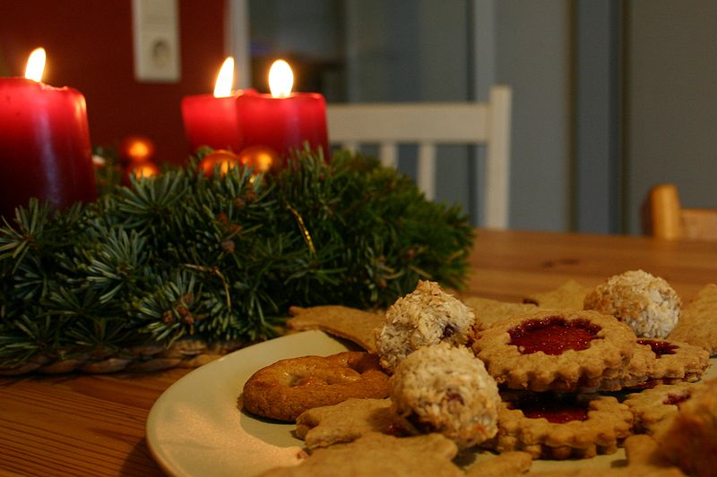 Christmas cookies & decoration