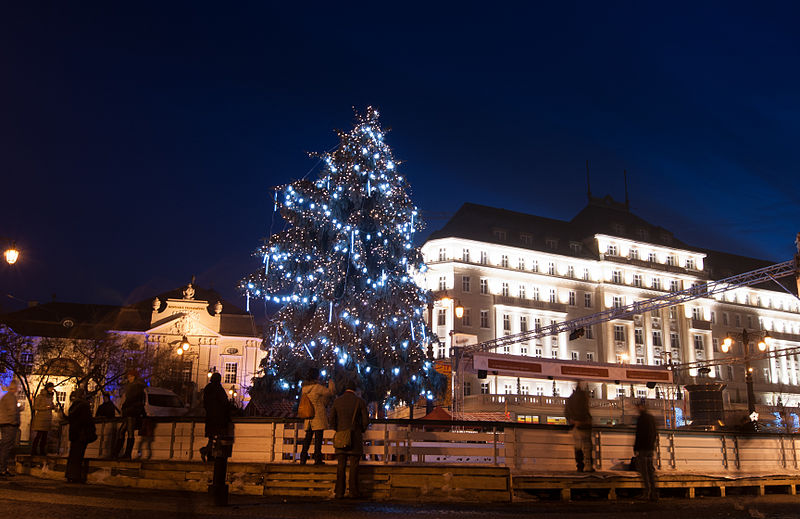 Natal na Lituânia