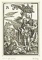 Christus verschijnt aan Maria Magdalena (Noli me tangere) De val en verlossing van de mensheid (serietitel), RP-P-OB-3033.jpg