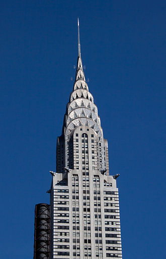 Art Deco - Image: Chrysler Building 1 (4684845155)