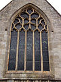 Church of St Andrew, Boothby Pagnell, Lincolnshire, England - Chancel east window.jpg