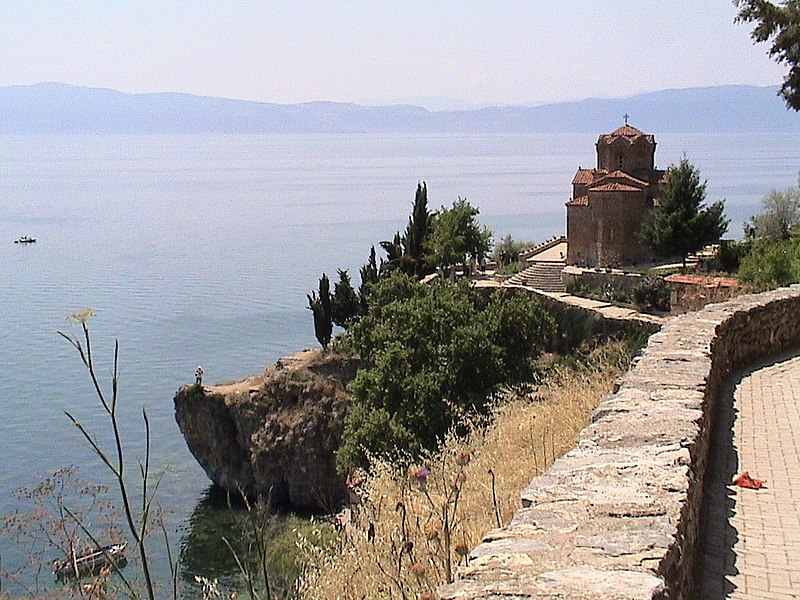 Файл:Church of St John of Kanevo on cliff.JPG