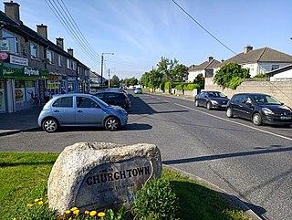 Churchtown, Dublin Suburb of Dublin, Ireland