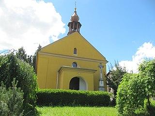 Chvalíkovice Municipality in Moravian-Silesian, Czech Republic