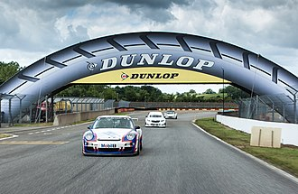 Dunlop Bridge - Image: Circuit Paul Armagnac, Nogaro, France Club ASA 27 mai 2014 Image Picture Photo (14304022565)