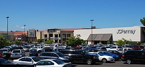Clackamas Town Center - Image: Clackamas Town Center SE quadrant