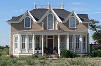 Clark-Robidoux house from S 1.JPG