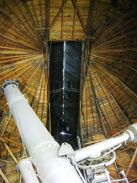 File:Clark Telescope, Lowell Observatory - Flickr - brewbooks (4).jpg