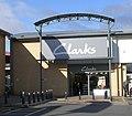Clarks - Forster Square Retail Park - geograph.org.uk - 1157381.jpg