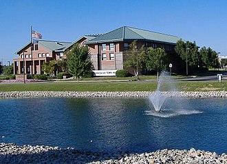 Clarksville, Indiana - Clarksville Town Hall