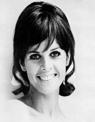 Claudine Longet - Claudine Longet in 1969