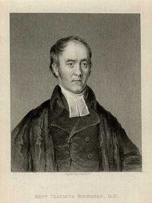 Claudius Buchanan - Image: Claudius Buchanan 00