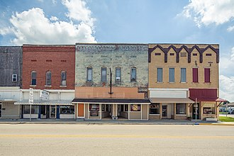 Clay City, Indiana - Image: Clay City, Indiana