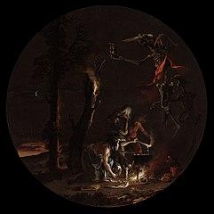 Scenes of Witchcraft: Evening