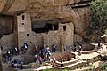 Cliff Palace , Mesa Verde Nartional Park, CO, USA - panoramio (1).jpg